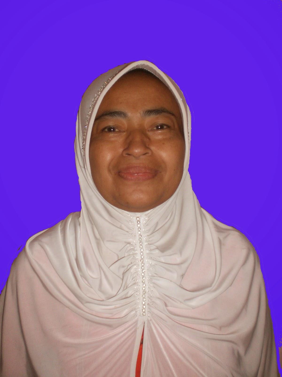 Almarhum Ibu Toyibah Binti Salwan