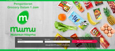 Mumu Merupakan Grocery Online Indonesia