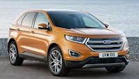 Ford presenta il Suv Edge da 46.250 €
