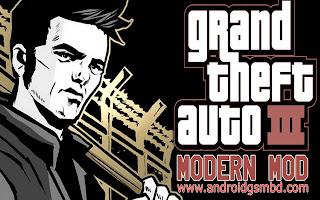 GTA III Modern Mod