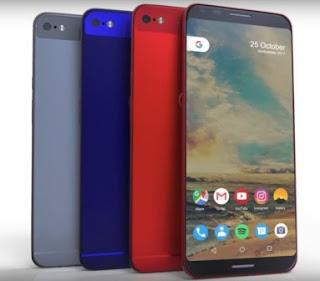 Ponsel terbaru dan terbaik kini segera hadir di tahun  10 Ponsel Terbaru dan Terbaik Ditahun 2017 - 2018