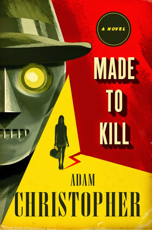 2011 Debut Author Challenge Update Update - Adam Christopher