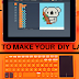 Make DIY Cheap Laptop Using RPI 3