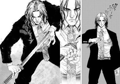 """Reseña de """"Origin"""" vol.1 de Boichi - Panini Comics"""