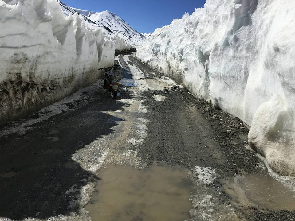 Leh Ladakh by road