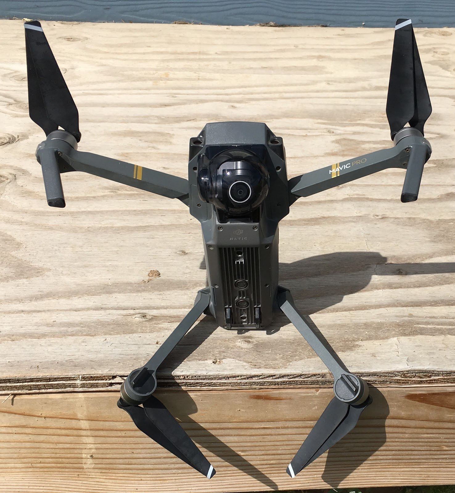 Syonyk's Project Blog: DJI Mavic Pro: The Missing Handbook