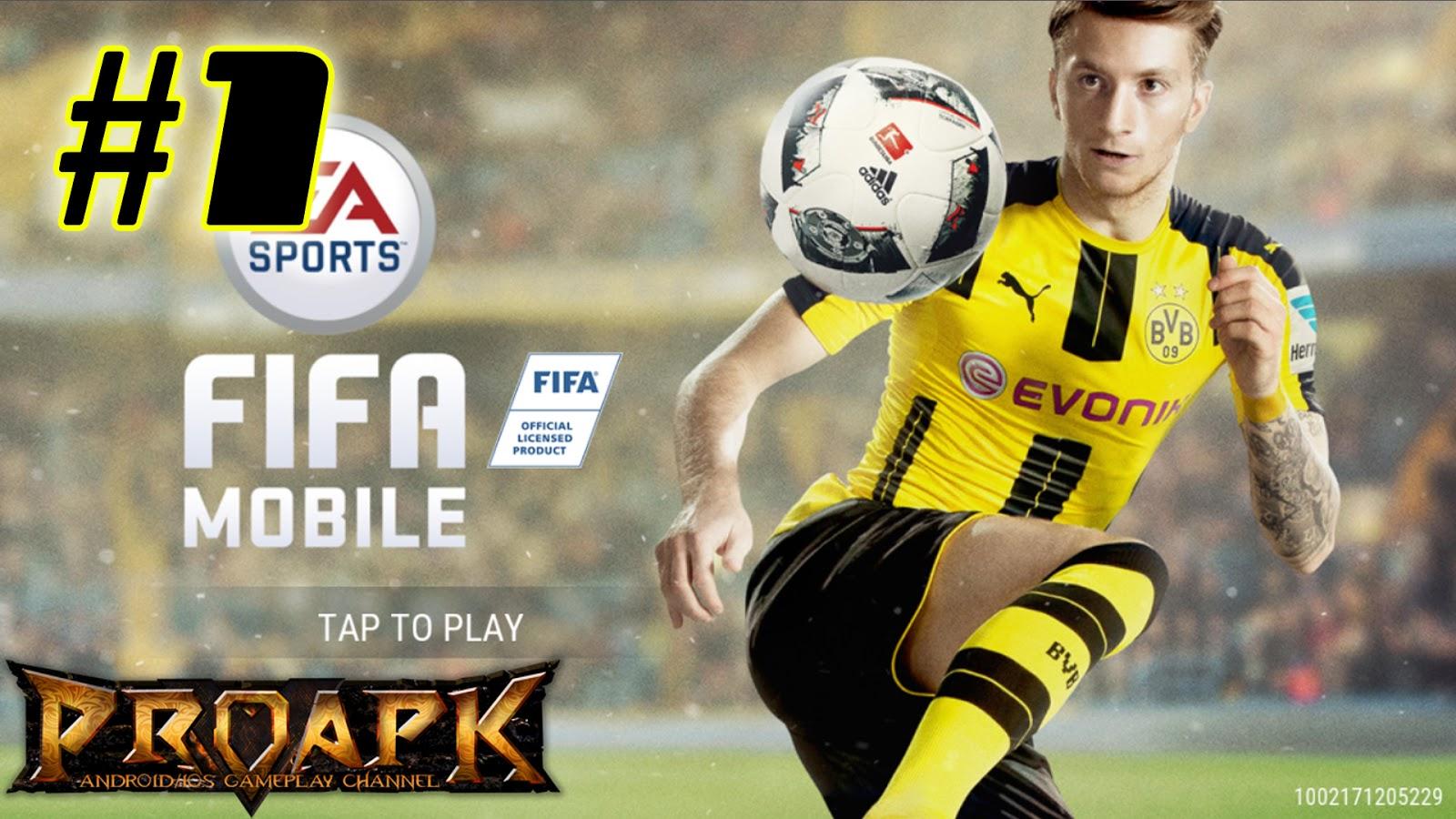 FIFA 17 Mobile Soccer