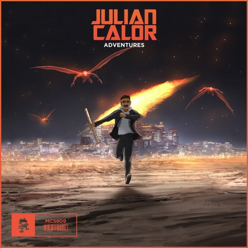 Julian Calor Returns With 'Adventures'