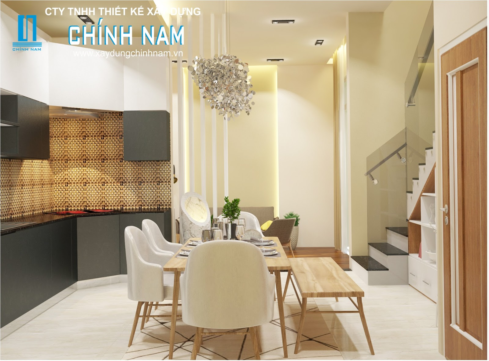 xây dựng nhà đẹp ở Biên Hòa