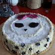 tarta de las monster high para arianne