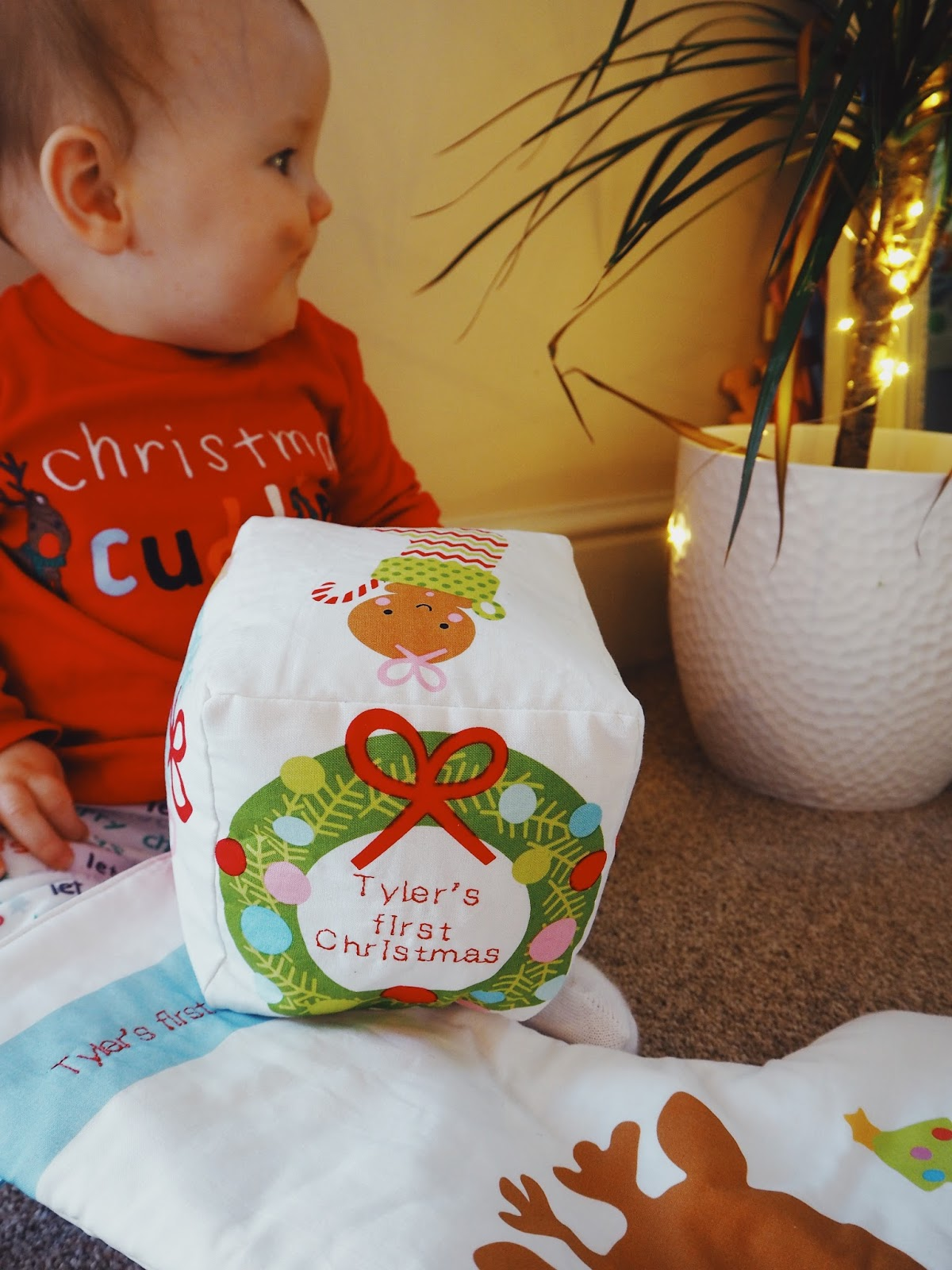 PREPARING FOR TYLER'S FIRST CHRISTMAS | Love, Maisie | www.lovemaisie.com
