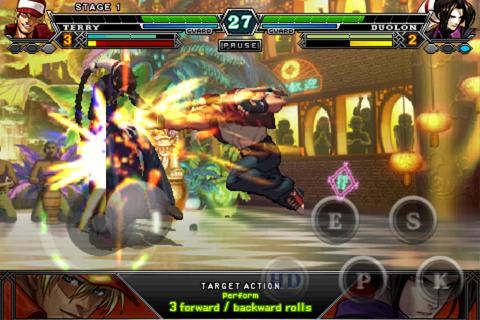 Game: THE KING OF FIGHTER ANDROID Full Version 12.10.00 APK Direct Link