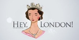 "logo ""Hey, London!"""