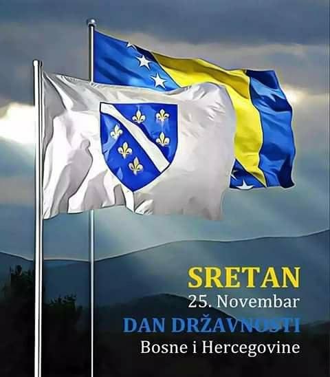 spagosmail: Sretan Dan državnosti Bosne i Hercegovine