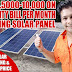 Solar System For Home Electricity In India | Luminous Solar Panel Unboxing & Full Review With Price