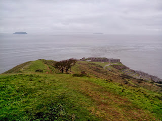Brean Down e Isla de Steep Holm