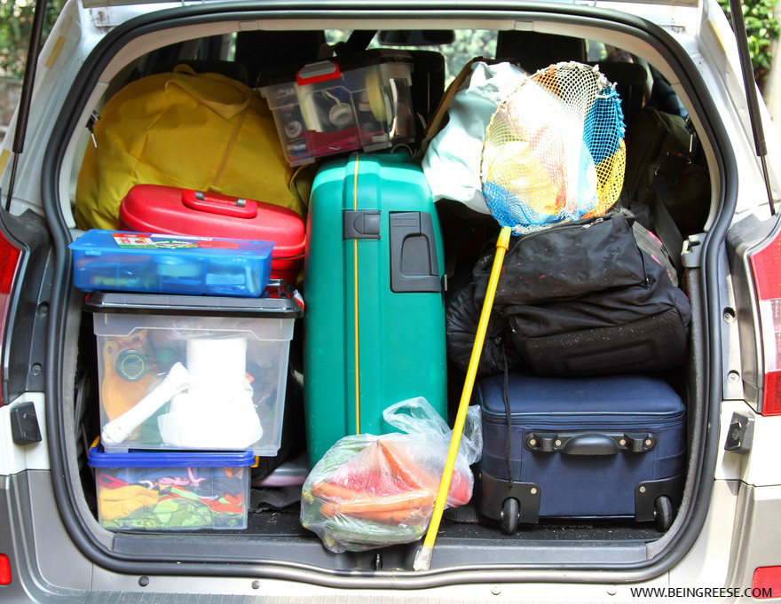 Camping trip checklist