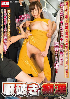 NHDTB-189 Clothes Breaking Molester