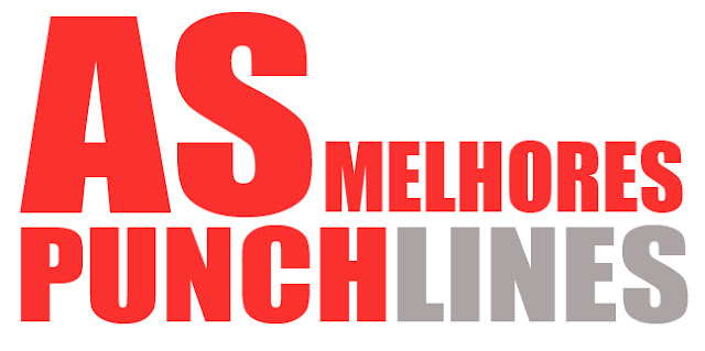 AS MELHORES PUNCHLINES