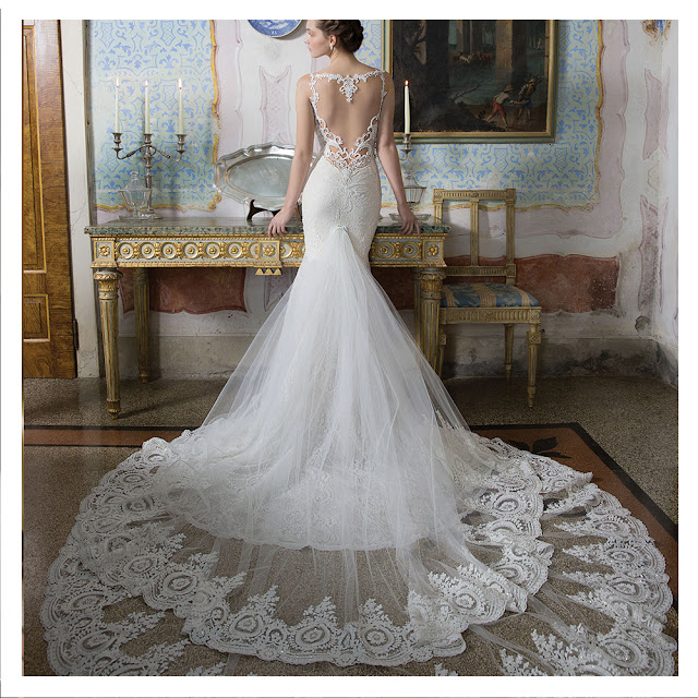 White Peacock beautiful wedding new dresses 2017