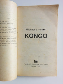 Congo (Michael Crichton)