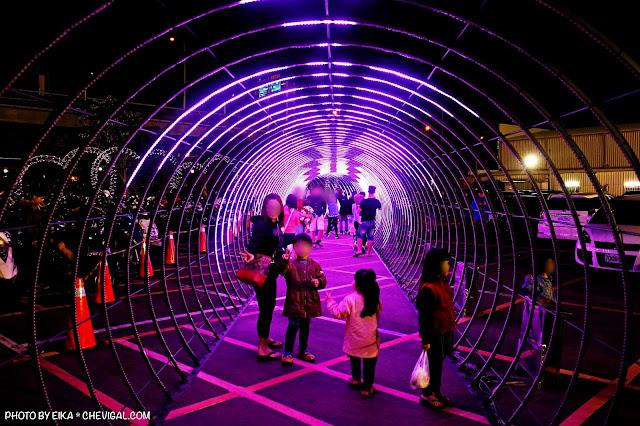 MG 1234 - 環中夜市3/16重新開幕!幻彩光影帶你走進時空隧道,豐富攤位人潮滿滿!而現在呢?