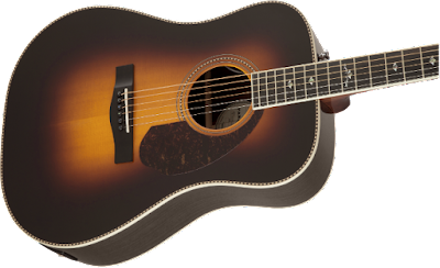 Đàn Guitar Fender PM-1
