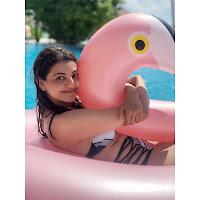 Kajal Aggarwal Sizzling Hot in Bikini HeyAndhra.com