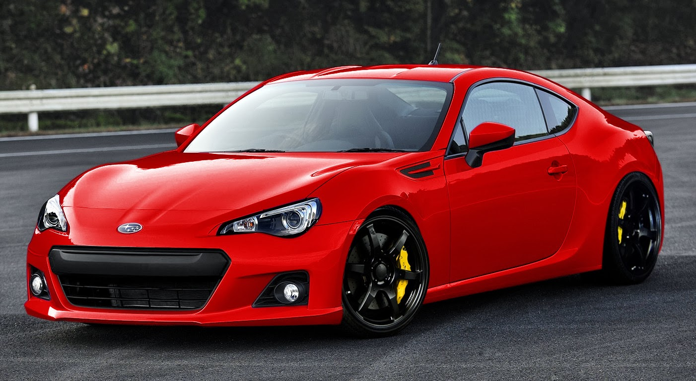Subaru Debuts Production Brz Sport Coupe We Obsessively