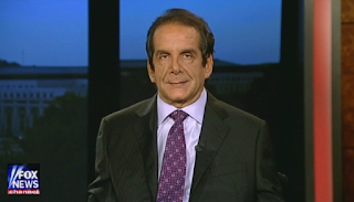 Another Indirect Hillary Supporter: Charles Krauthammer--Who I'm Voting For, And Why