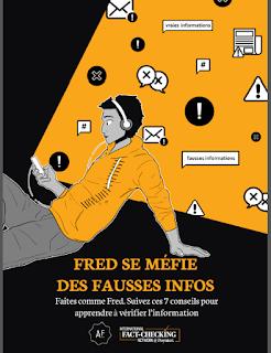 Fred verifie infos