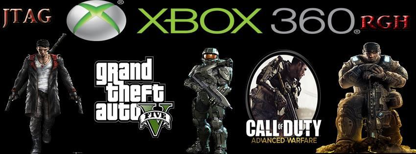 Xbox 360 Rgh Jtag