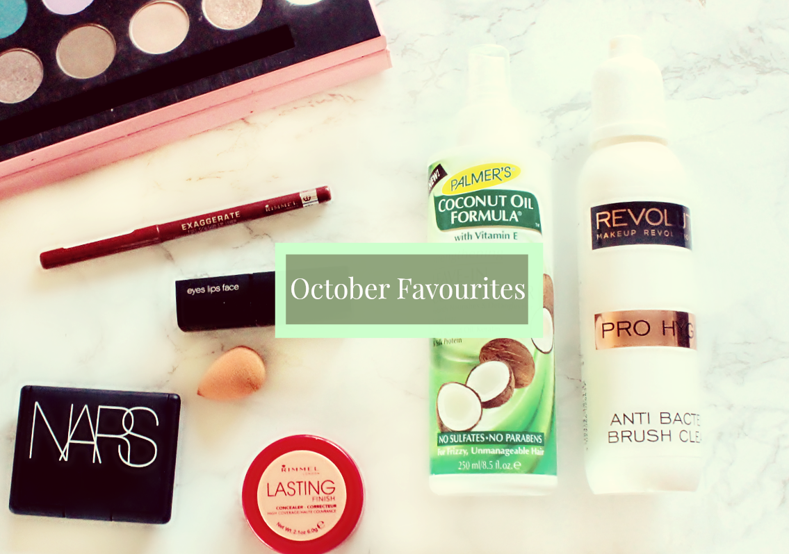 october favourites theblushinggiraffe