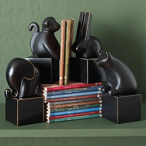 What Is Aluminum Used For >> 15 Unusual Bookends and Modern Bookend Designs - Part 4.