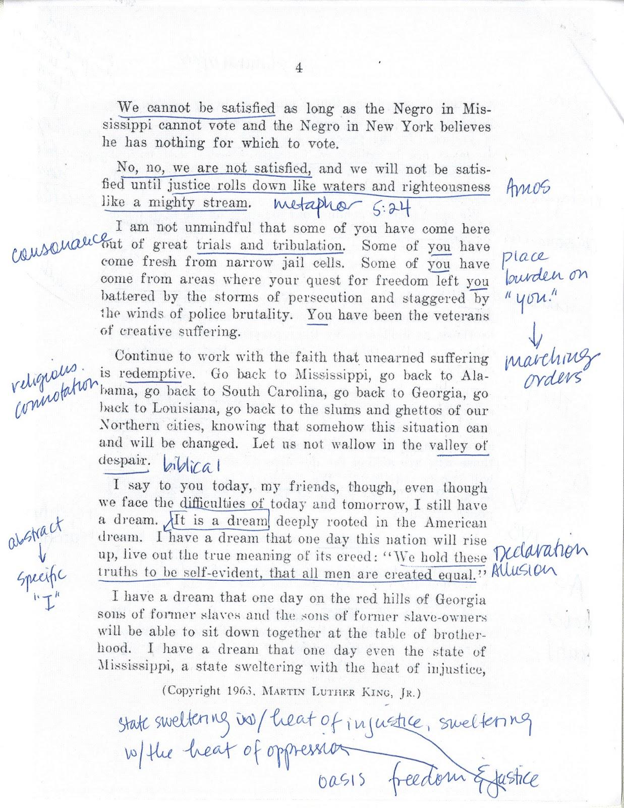 How to write a diagnostic essay