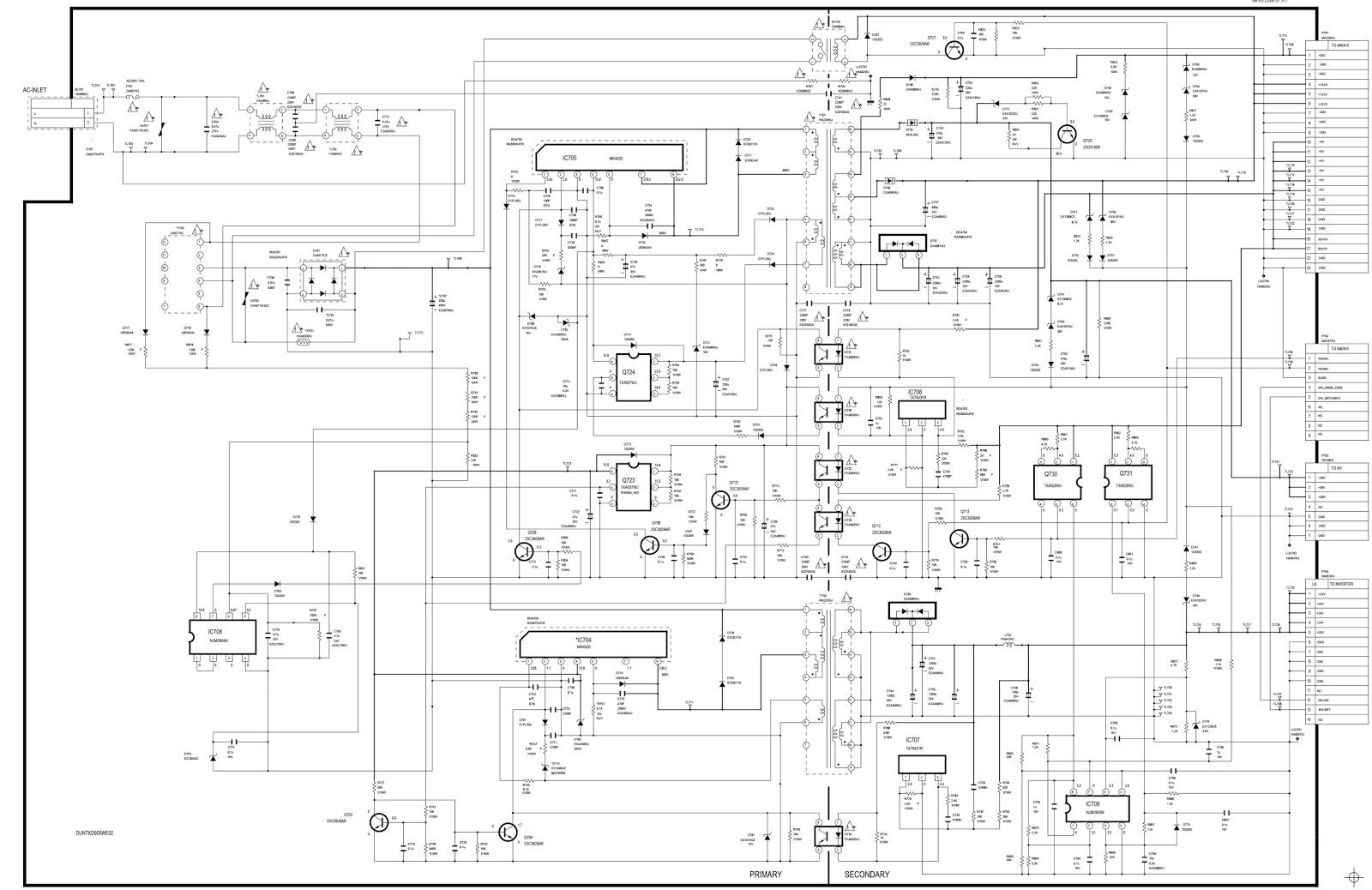 Fantastisch Smps Pinbelegung Ideen - Schaltplan Serie Circuit ...