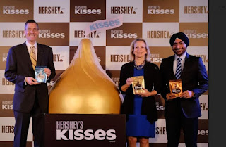 Hershey India Launches Iconic Hershey's Kisses Chocolate
