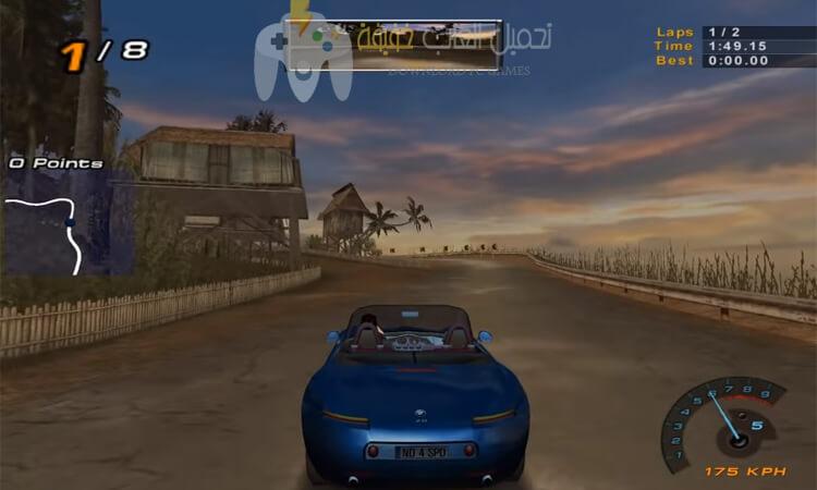 تحميل لعبة Need for Speed Hot Pursuit 2 للكمبيوتر
