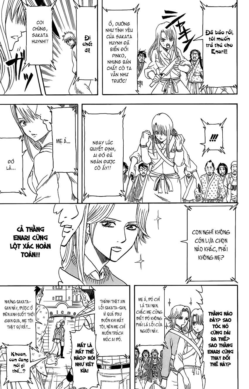 Gintama Chap 350 page 16 - Truyentranhaz.net