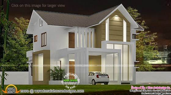 Fusion type home design