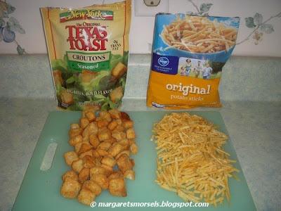 Margaret's Morsels | Chicken Tender Salad