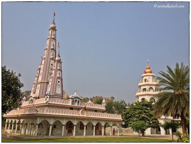 Main Temple, Baudi Sahib,