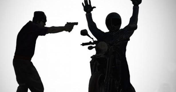 Resultado de imagem para estudante tem moto tomada de assalto na zona rural