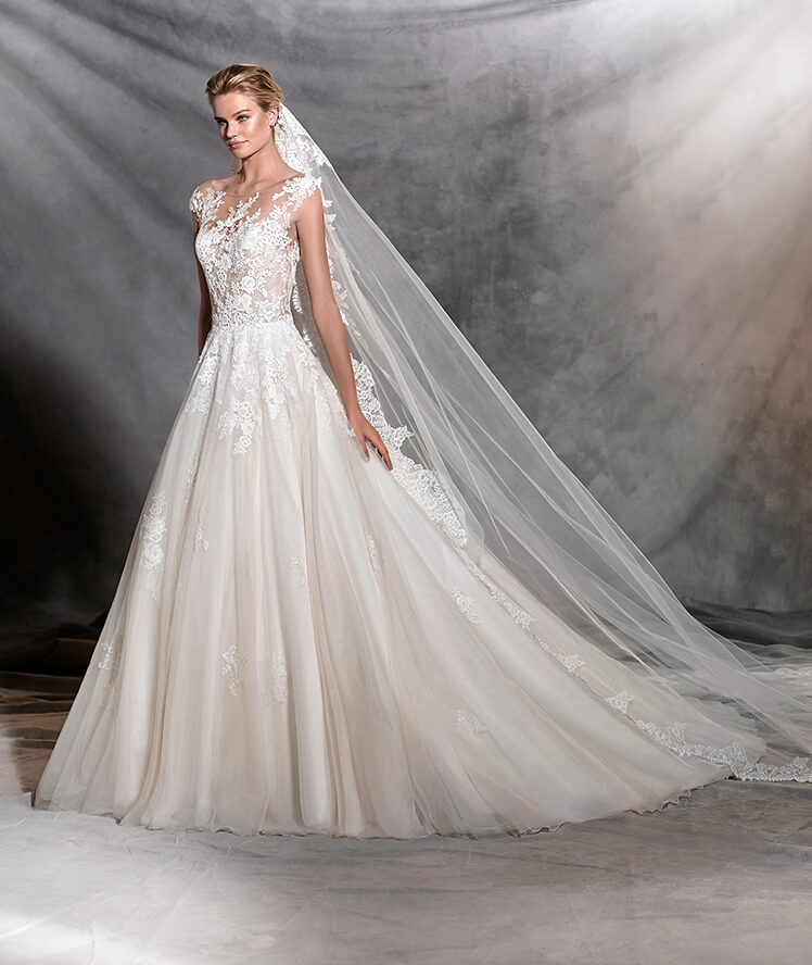 Wedding Dresses Madison Wi 97 Fancy Ofelia by Pronovias