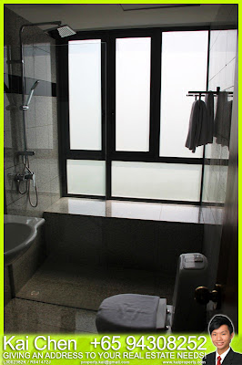 Fortville Service Apartment Singapore - Bathroom