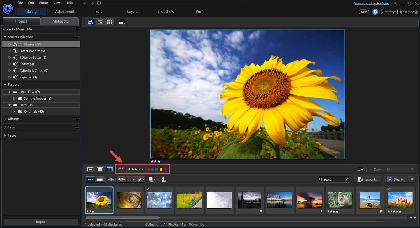 cyberlink photodirector 9 tutorial