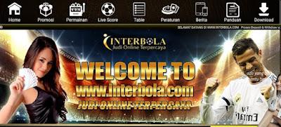 Situs Agen Judi Bola Terpercaya Paling Aman Interagen.com