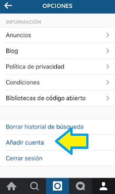 Instagram, Redes Sociales, Social Media, Ventajas, Multicuenta,