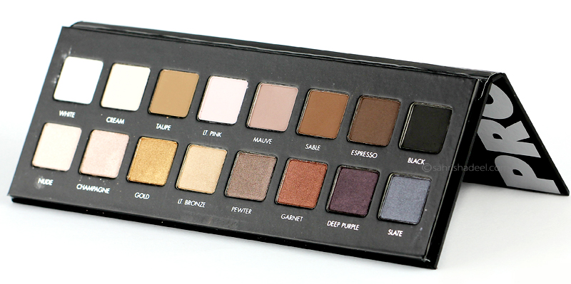 LORAC Pro Palette - Review & Swatches