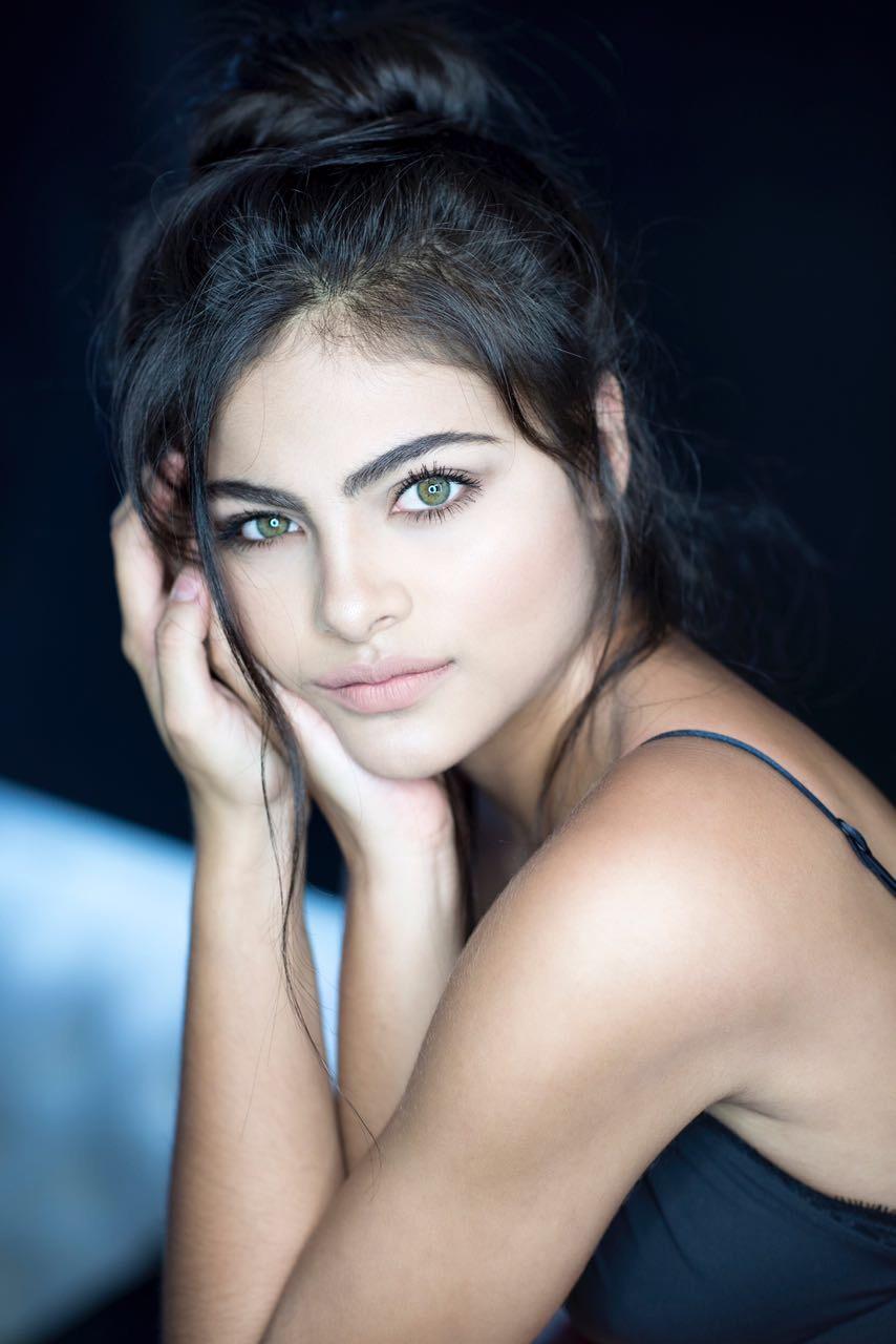 Sara Orrego modelo
